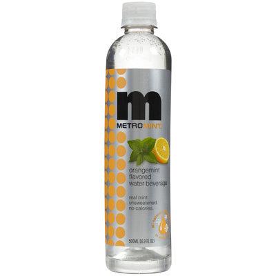Metromint Orangemint, 16.9 oz, 12 ct