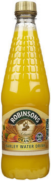 Robinsons Robinson's Orange Barley Water, 28.74 oz