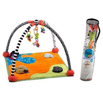 Kushies Baby Shangrila Multi-Sensory Activity Play Mat