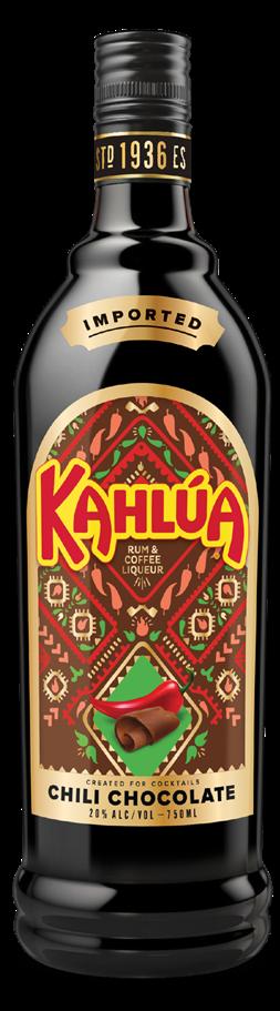 Kahlúa Chili Chocolate Liqueur
