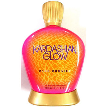 Kardashian Glow Dark Bronzer 13.5-ounce Tanning Lotion