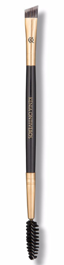 Kenia Ontiveros Brow + Spoolie Brush