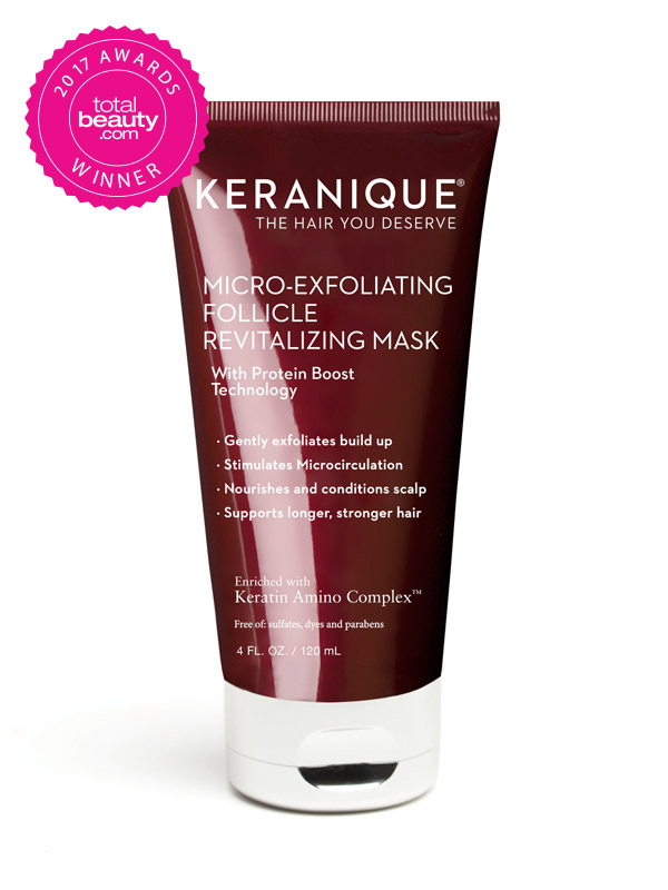 Keranique® Micro-Exfoliating Follicle Revitalizing Mask