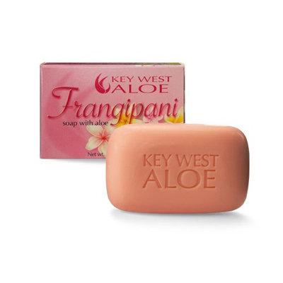 Key West Aloe Frangipani Bar Soap