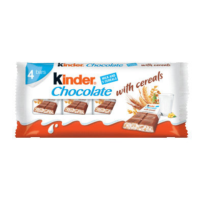 Kinder® Chocolate With Cereals