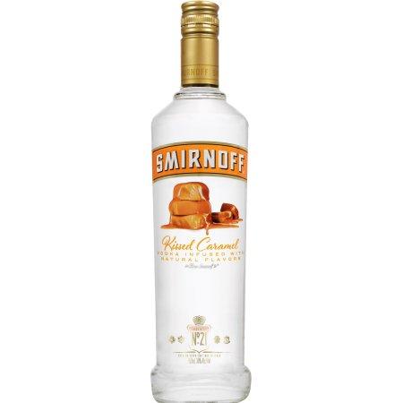 SMIRNOFF® Kissed Caramel® Vodka
