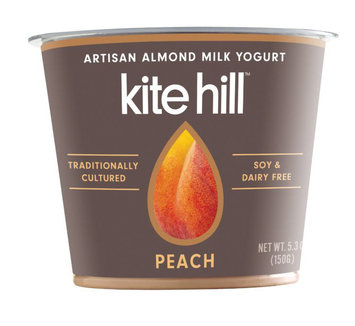 Kite Hill™ European-Style Yogurt Peach
