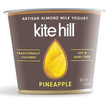 Kite Hill™ European-Style Yogurt Pineapple