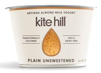 Kite Hill™ European-Style Yogurt Plain Unsweetened