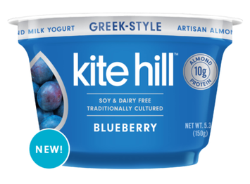 Kite Hill™ Greek-Style Yogurt Blueberry