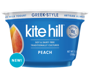 Kite Hill™ Greek-Style Yogurt Peach