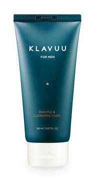 KLAVUU Shaving & Cleansing Foam For Men