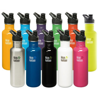 klean kanteen® Stainless Water Bottles