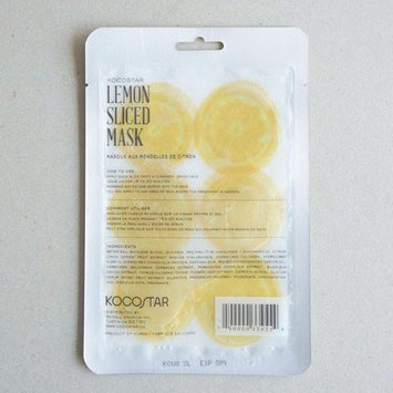 KOCOSTAR Lemon Sliced Mask