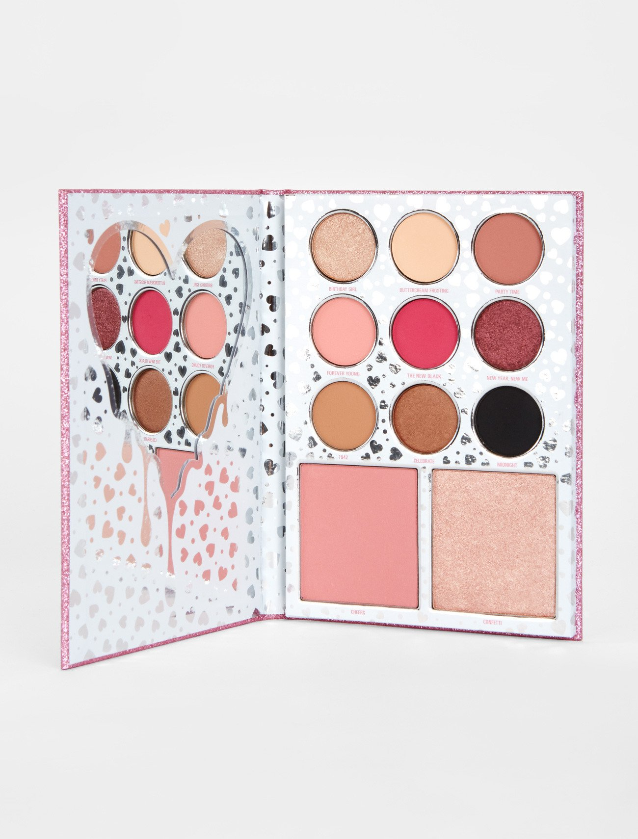 Kylie Cosmetics The Birthday Collection | I Want It All Palette