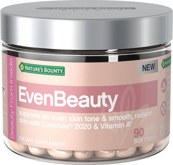 Nature's Bounty Beauty Gel Supplements - EvenBeauty