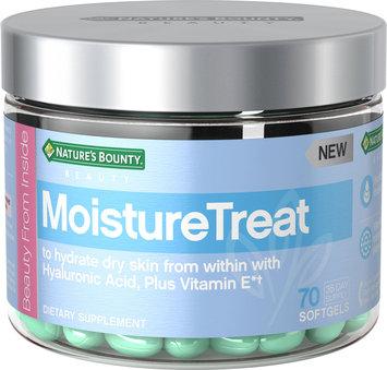 Nature's Bounty Beauty Gel Supplements - MoistureTreat