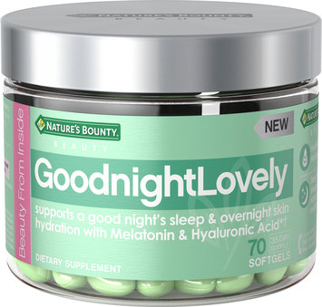 Nature's Bounty Beauty Gel Supplements - GoodnightLovely