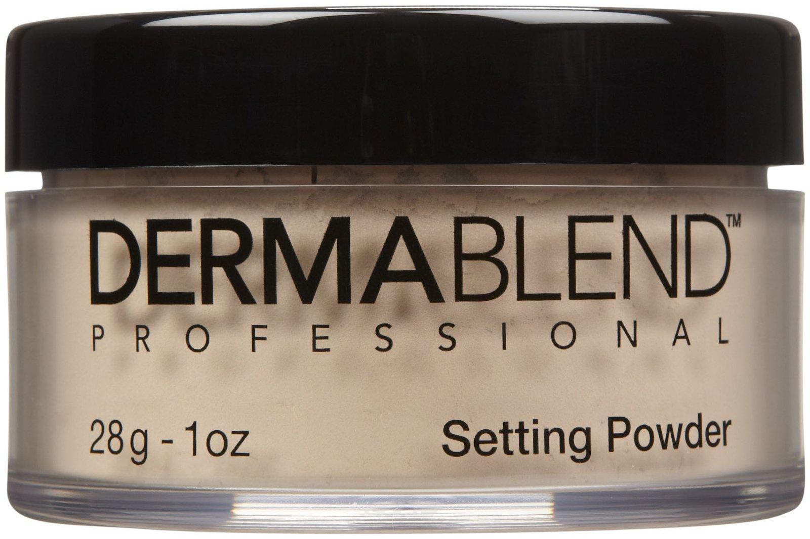 Dermablend Loose Setting Powder Cool Beige 1oz