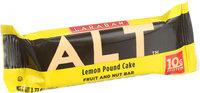 LARABAR® Alt™ Lemon Pound Cake Bars Fruit And Nut