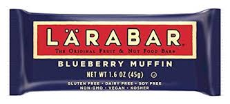 LARABAR® Blueberry Muffin Bars Fruit & Nut