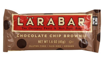 LARABAR® Chocolate Chip Brownie Bars Fruit & Nut