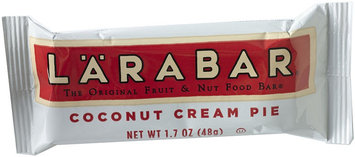LARABAR® Coconut Cream Pie Bars Fruit & Nut