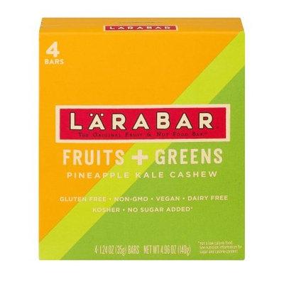 LARABAR® Fruits + Greens Pineapple Kale Cashew Bars Fruit & Nut