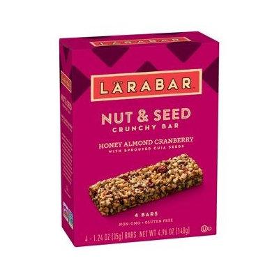 LARABAR® Honey Almond Cranberry Crunchy Bars Nut & Seed