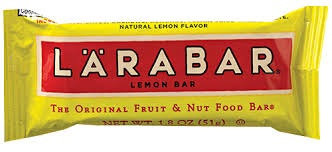 LARABAR® Lemon Bars Fruit & Nut