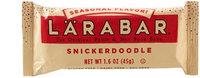 LARABAR® Snickerdoodle Bars Fruit & Nut