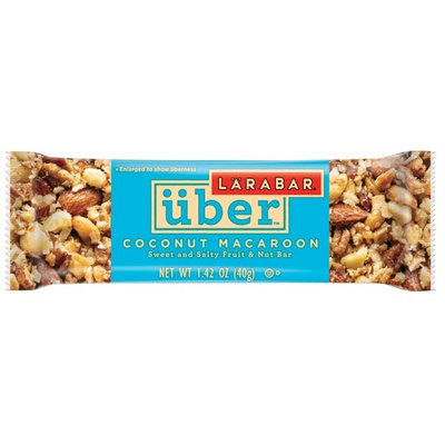 LARABAR® Uber™ Coconut Macaroon Bars Sweet And Salty Fruit And Nut