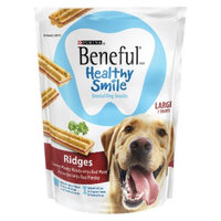 Beneful Healthy Smile Dental Ridges Large