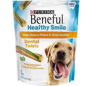 Beneful Healthy Smile Dental Twists Large