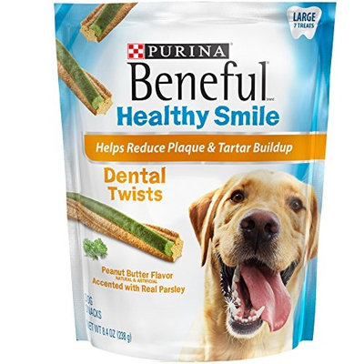 Beneful Healthy Smile Dental Twists Large