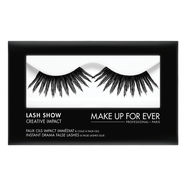 MAKE UP FOR EVER Lash Show - C-705 Instant Drama False Lashes & False Lashes Glue - Creative Impact