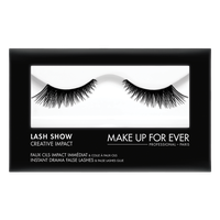 MAKE UP FOR EVER Lash Show - C-706 Instant Drama False Lashes & False Lashes Glue - Creative Impact