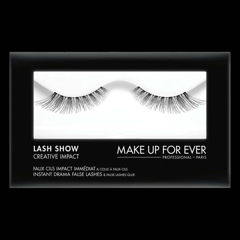 MAKE UP FOR EVER Lash Show - C-709 Instant Drama False Lashes & False Lashes Glue - Creative Impact