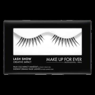 MAKE UP FOR EVER Lash Show - C-710 Instant Drama False Lashes & False Lashes Glue - Creative Impact