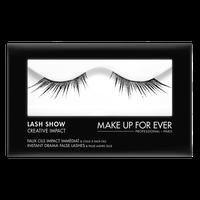 MAKE UP FOR EVER Lash Show - C-802 Instant Drama False Lashes & False Lashes Glue - Creative Impact