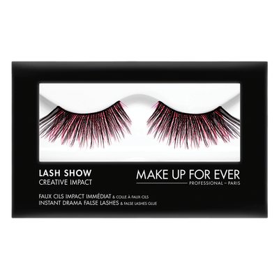 MAKE UP FOR EVER Lash Show - C-805 Instant Drama False Lashes & False Lashes Glue - Creative Impact