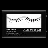 MAKE UP FOR EVER Lash Show - C-807 Instant Drama False Lashes & False Lashes Glue - Creative Impact