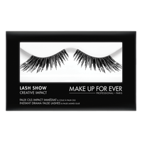 MAKE UP FOR EVER Lash Show - C-812 Instant Drama False Lashes & False Lashes Glue - Creative Impact