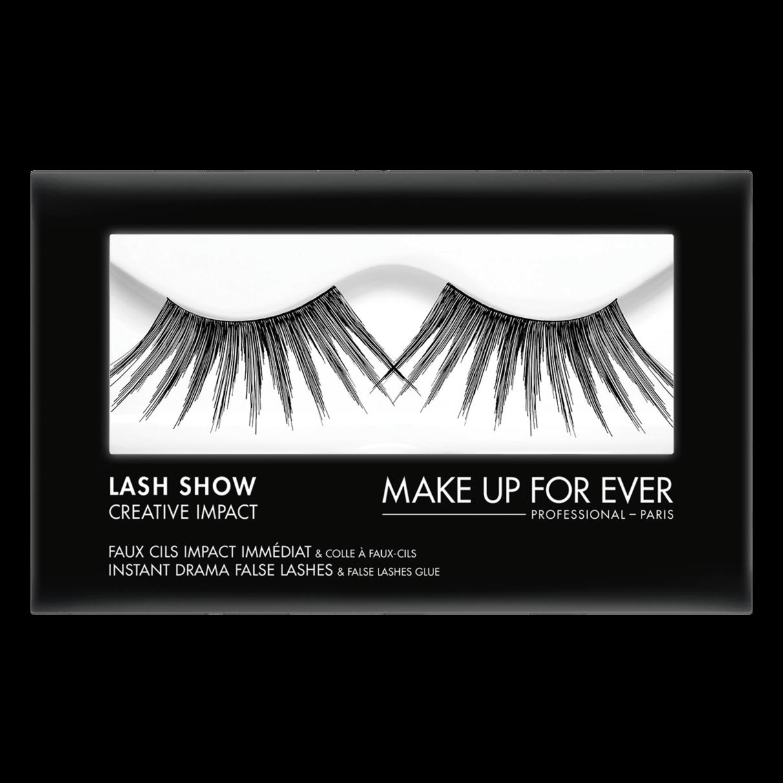 MAKE UP FOR EVER Lash Show - C-813 Instant Drama False Lashes & False Lashes Glue - Creative Impact