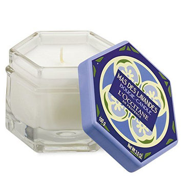 L'Occitane Lavender Relaxing Candle