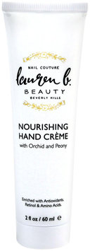 Lauren B. Beauty Nourishing Hand Cream with Orchid & Peony 60ml/2oz