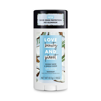 Love Beauty and Planet Coconut Water & Mimosa Flower Deodorant Stick