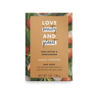 Love Beauty and Planet Shea Butter & Sandalwood Bar Soap