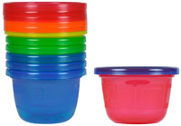 The First Years Snack Cups, Take & Toss 6 ea