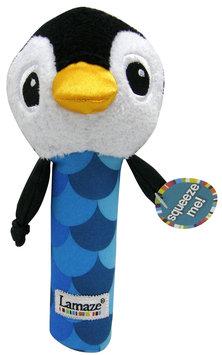 Lamaze Bend & Squeak Penguin - 1 ct.